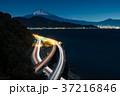 薩埵峠 富士山 東名高速の写真 37216846
