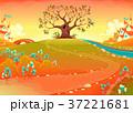 樹木 樹 ツリーのイラスト 37221681