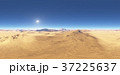 夕日 夕焼 日没のイラスト 37225637