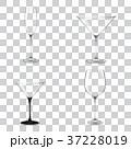 ガラス ガラス製 グラスのイラスト 37228019