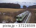 小海線 電車 八ヶ岳連峰の写真 37228509