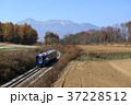 小海線 電車 八ヶ岳連峰の写真 37228512