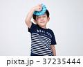 少年 男の子 男児の写真 37235444