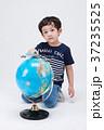 飛行機 少年 男の子の写真 37235525