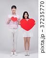 カップル 夫婦 愛の写真 37235770