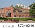 アグラ城 モティ・モスク 謁見広場の写真 37240249
