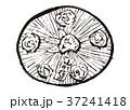 山形花笠 水彩画 37241418