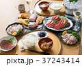 おせち 正月 おせち料理の写真 37243414