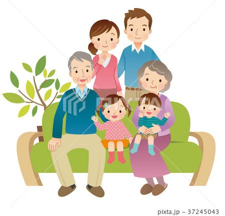 三世代家族 37245043