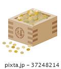 節分 年中行事 豆のイラスト 37248214