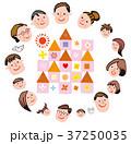 家族と家々 37250035