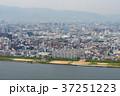 都市風景 霞 もやの写真 37251223