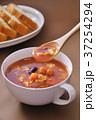スープ ミネストローネ 野菜スープの写真 37254294