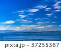 《神奈川県》富士山を望む・湘南海岸の風景 37255367