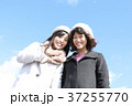 若い二人の女性 37255770