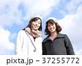 若い二人の女性 37255772