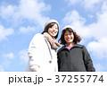 若い二人の女性 37255774