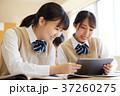 タブレット ライフスタイル 勉強の写真 37260275