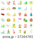 ツアー イコン マンガのイラスト 37264765