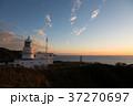 灯台 海 津軽海峡の写真 37270697