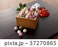 雛祭り 五色豆 37270865