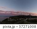 龍飛岬 風景 夕焼けの写真 37271008