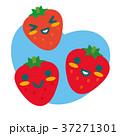苺 果物 親子のイラスト 37271301