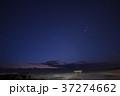 鳥居と星空 37274662