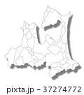 青森 青森県 地図のイラスト 37274772