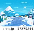 ウィンター ウインター 冬のイラスト 37275844
