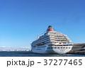客船 港 船の写真 37277465