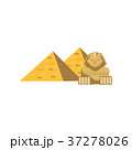 Egypt Great Pyramids and Sphinx statue, signs of 37278026