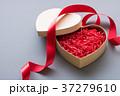 ハート ボックス ギフトボックスの写真 37279610