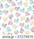 シームレス パターン 柄のイラスト 37279970