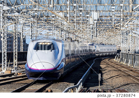 東北新幹線 E2系 大宮駅 37280874