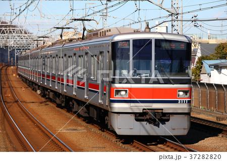 東急3000系電車 目黒線 37282820