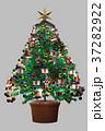 クリスマスツリー 37282922