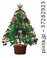 クリスマスツリー 37282923