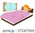 寝起き(女性) 37287049