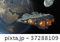宇宙船 宇宙 天体のイラスト 37288109
