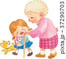 おばあちゃんとこども 37290703
