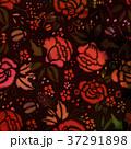 バラ 刺しゅう 刺繍のイラスト 37291898
