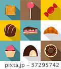 アイコン イコン ケーキのイラスト 37295742