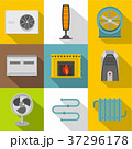 アイコン ベクトル 家電のイラスト 37296178