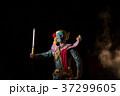 ヒンズー 文化 お面の写真 37299605