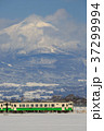 只見線 列車 冬の写真 37299994