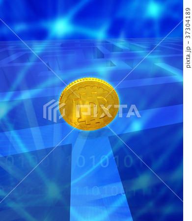 フィンテックとビットコインの取引 37304189