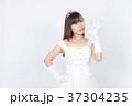 女性 新婦 ドレスの写真 37304235