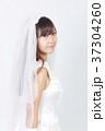 女性 花嫁 新婦の写真 37304260