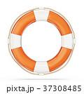 ライフブオイ 浮き レスキューのイラスト 37308485